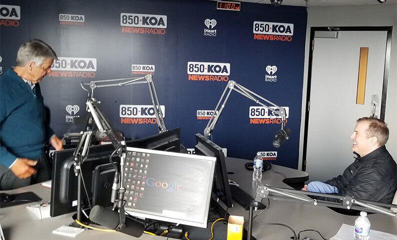 KOA News Radio Talks with Dr. McCracken about NeoGraft