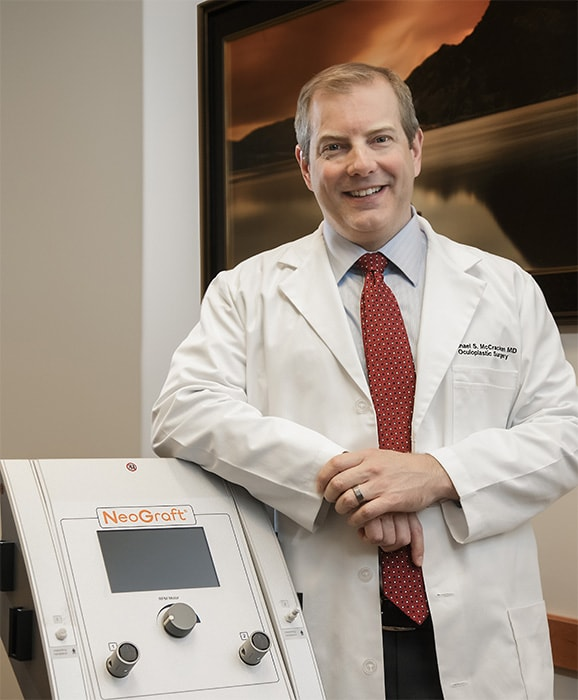 Dr Mc Cracken picture
