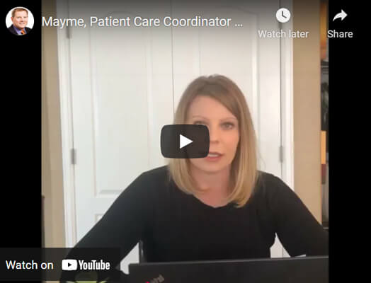 Video on Mayme Patient Care Coordinator & Surgery Scheduler Click to See